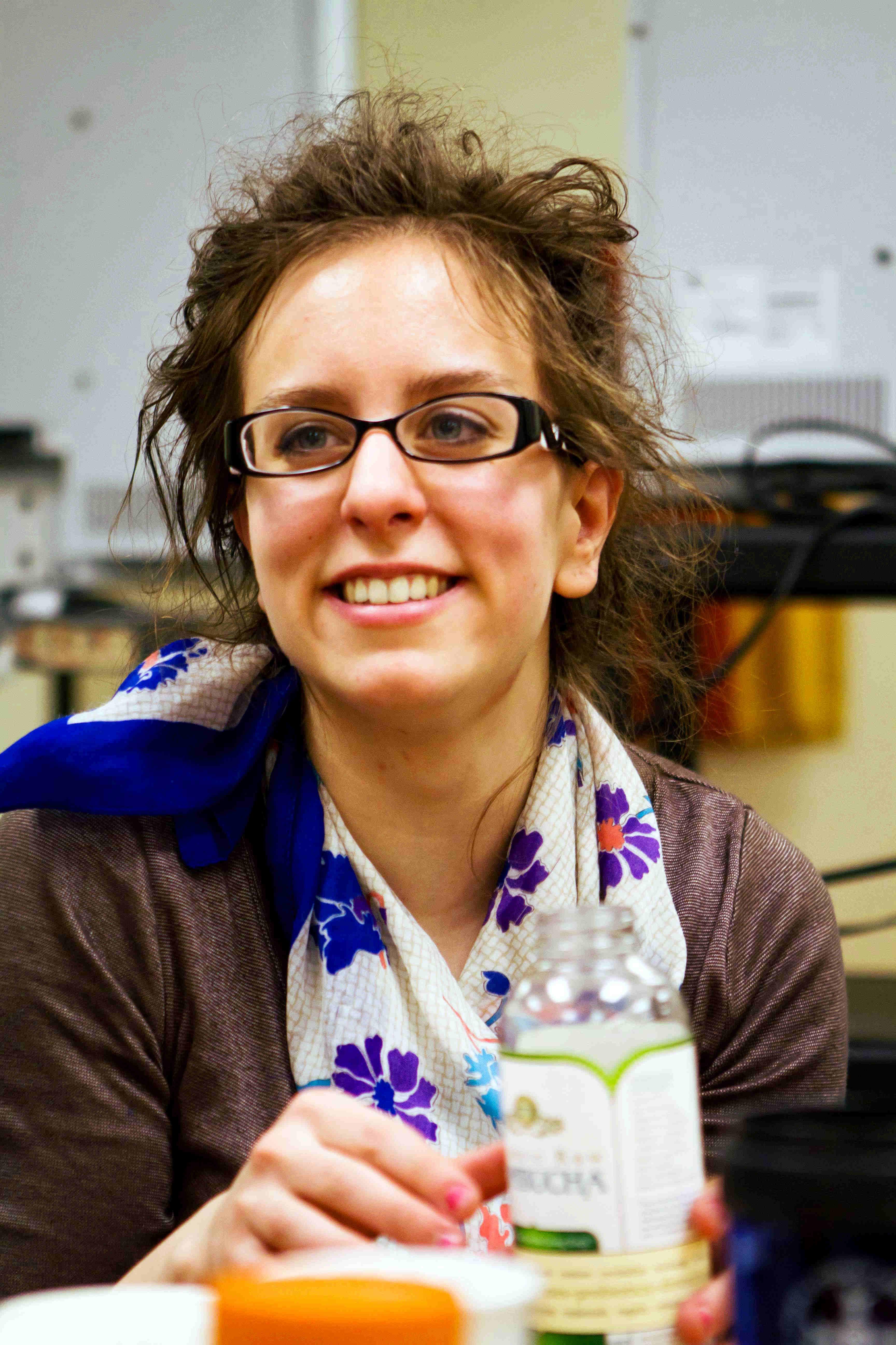 Maureen Heflinger, UAF graduate