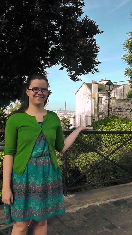 Heather Olson, UAF graduate