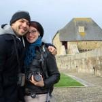 John Quinones and Daniela Wilner