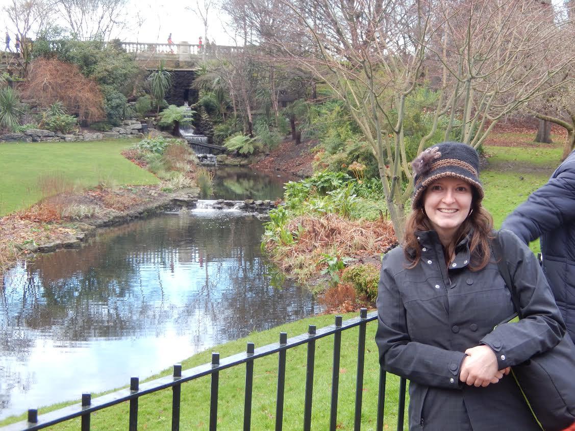 Claire Ashmead, UAF graduate