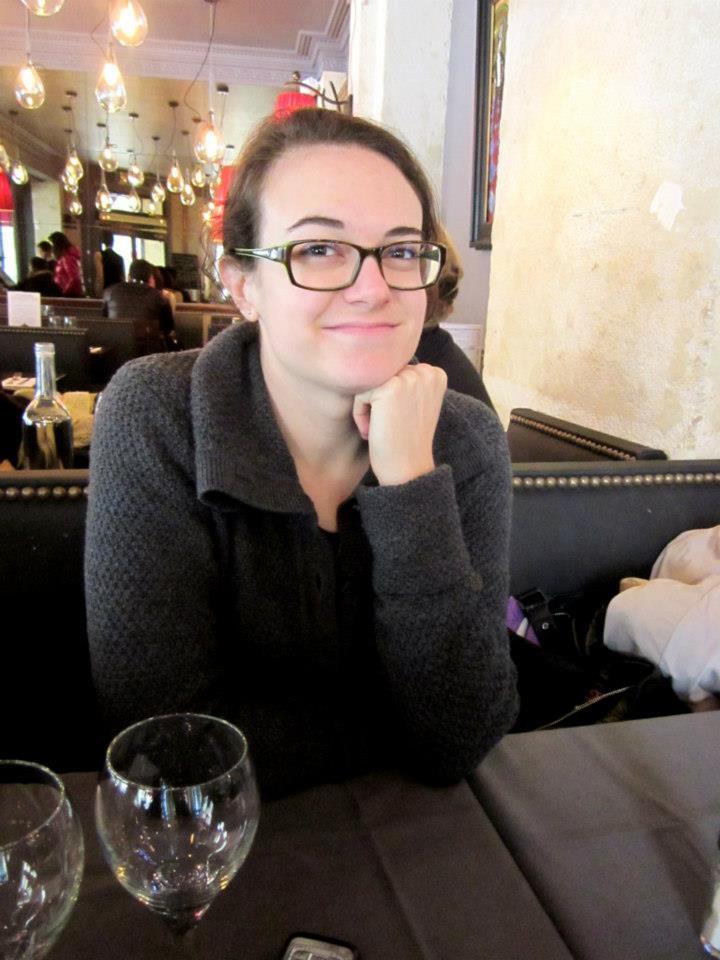 Allison Sanders, UAF graduate