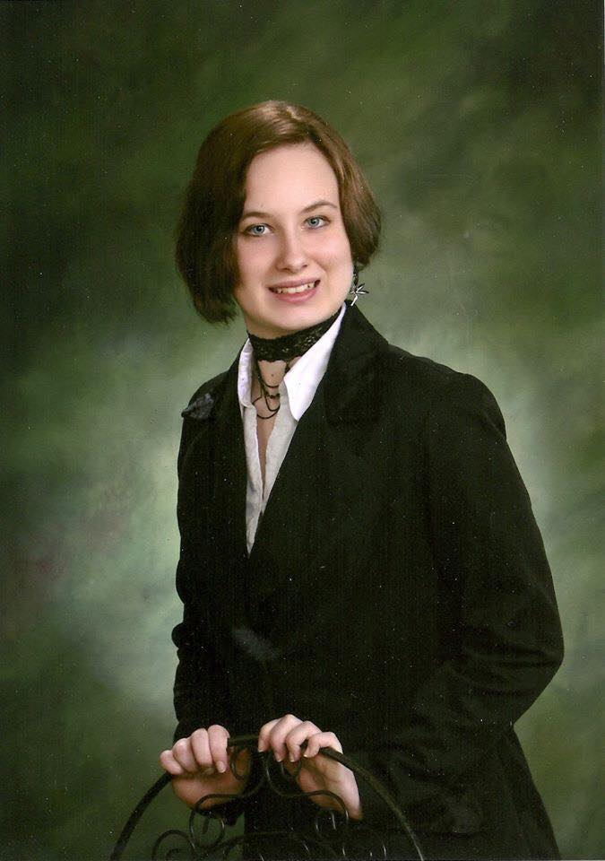 Tabitha Rogers, UAF graduate